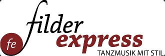 Logo Filder-Express, Tanzmusik, Filder-Express Filderstadt